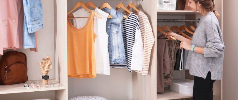 Los consejos definitivos para hacer el cambio de armario